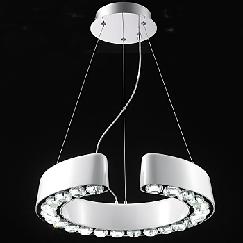 Фото товара D1403C-15WH Crystal Lamp