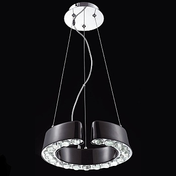 Фото товара D1403C-15BL Crystal Lamp
